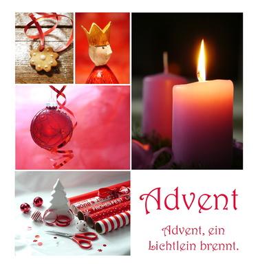 Advent, Advent . . .