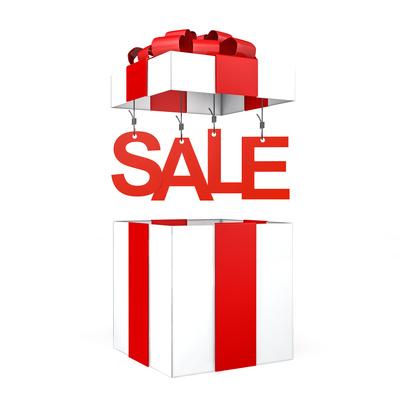Geschenk Sale