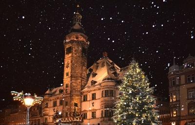 Weihnachts(markt)zeit