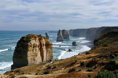Twelve Apostles an der Great Ocean Road