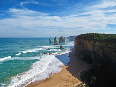Twelve Apostles an der Great Ocean Road (1)