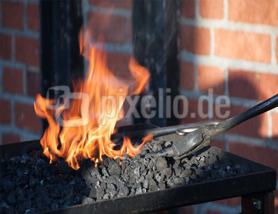 Eisen im Feuer 1