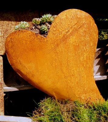 Alte Liebe rostet (nicht).