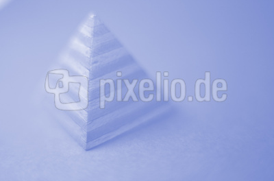 Pyramide-Aufbau-Struktur-Hierarchie