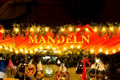 Wer will Mandeln?