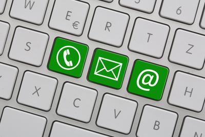 Tastatur / Kontakt (grün)