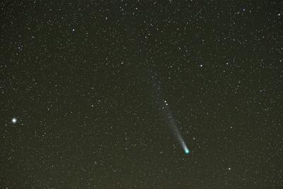 Komet Lovejoy vom 12.12.2013