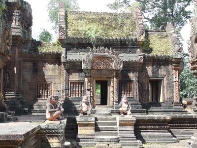 Kambodscha - Banteay Srei