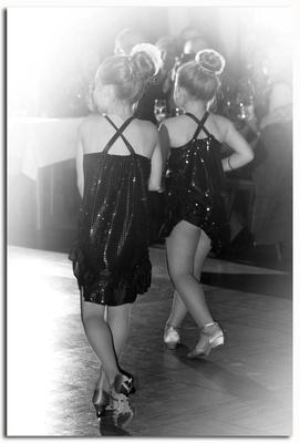 Wir am Tanzen