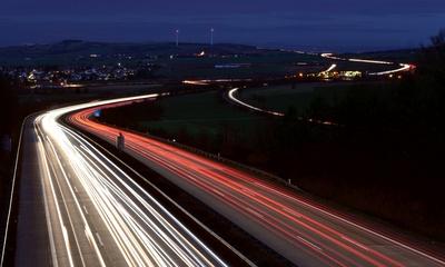 A6 bei Wattenheim