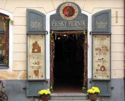 Bar in Prag