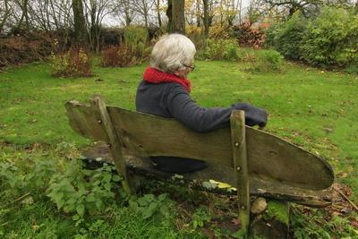 stille, einsamkeit im alter