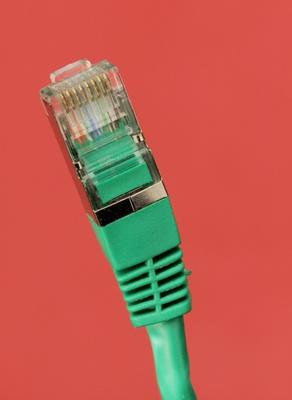 Netzwerkkabel cat 5e mit RJ45 Stecker