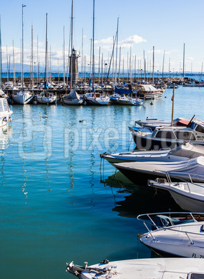 Hafenruhe in Desenzano del Garda