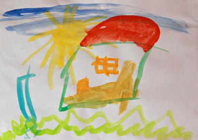 Kindermalerei