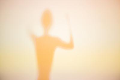 Weiche Silhouetten (beige) 06