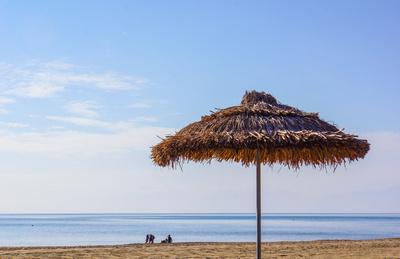 Familien-Urlaub am Meer