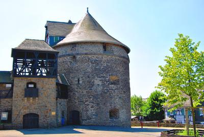 Schloss Burg Solingen NRW