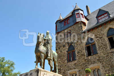 Engel Schloss Burg