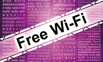kostenloses WLAN Wifi