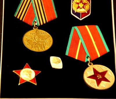 Orden Russisch