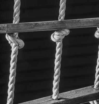 Knoten - sicherer Halt