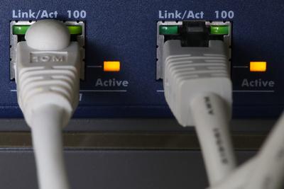 Netzwerk-Stecker