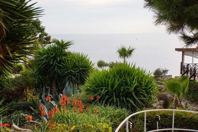 Türkische Riviera im Dezember
