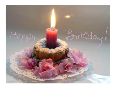Happy Birthday . . .