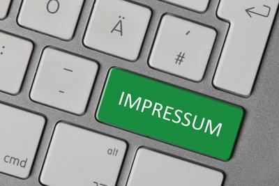 Impressum (grün)