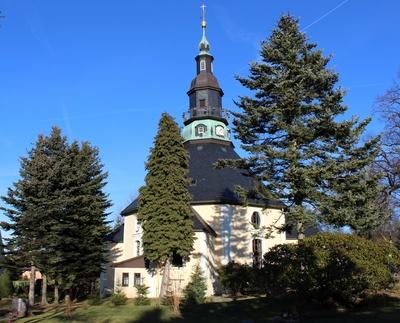 Bergkirche Seiffen 1