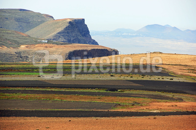Felsen auf Lanzarote