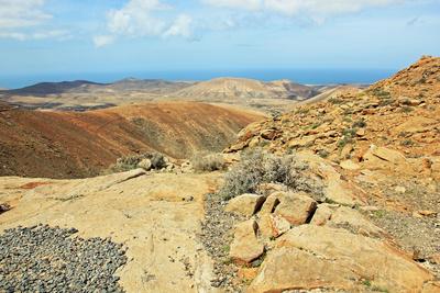 Bergwelt Lanzarote