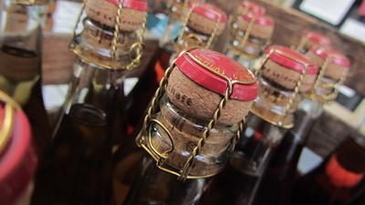 Sektflaschenverschluss