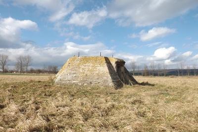 Der alte Bunker