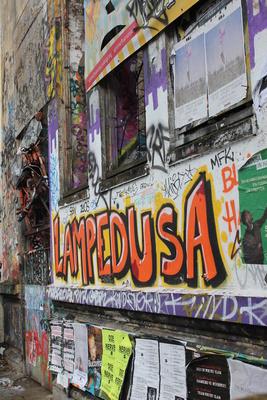 Schanze Lampedusa