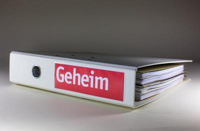 Ordner Geheim
