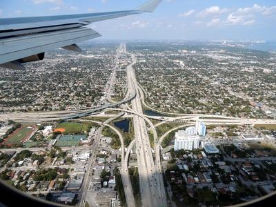 Anflug auf Miami 3