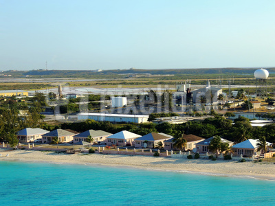 Cockburn Town auf Grand Turk