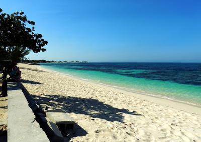 Karibischer Strand