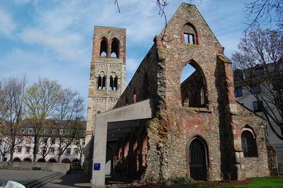 Ruine Sankt Christoph zu Mainz