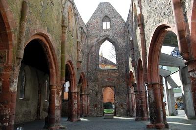 Ruine Sankt Christoph zu Mainz #2
