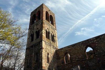 Ruine Sankt Christoph zu Mainz #4