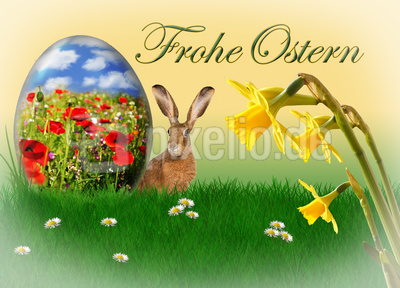 Frohe Ostern (1)