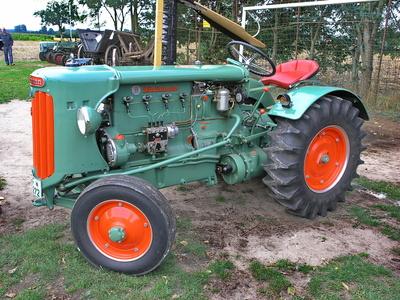 Huerlimann Traktor