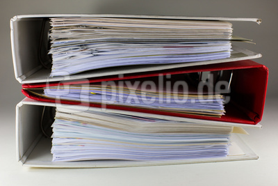 Bürokratie 2 (Ordner) quer