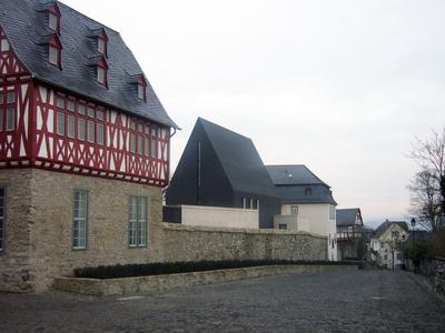 Limburg Bischoffskapelle