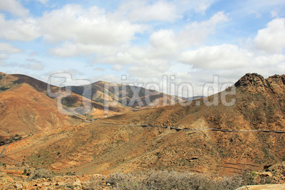 Bergwelt Lanzarote 4