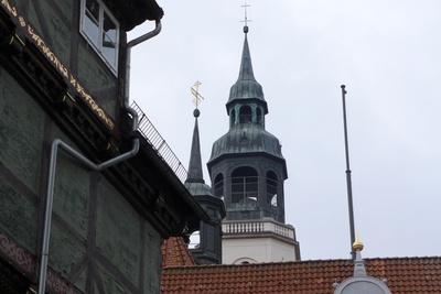 Celler Kirchturm St. Marien