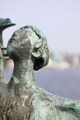 Bronze-Detail